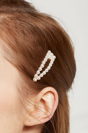 Asymmetric Hair Clip Set