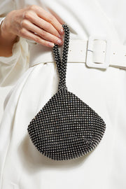Stone Studded Purse by STORETS