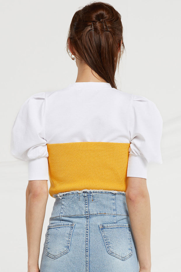 Kaydence Bandeau Crop Top