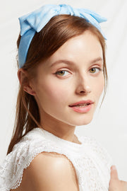 Tie Dye Top Knot Headband by STORETS
