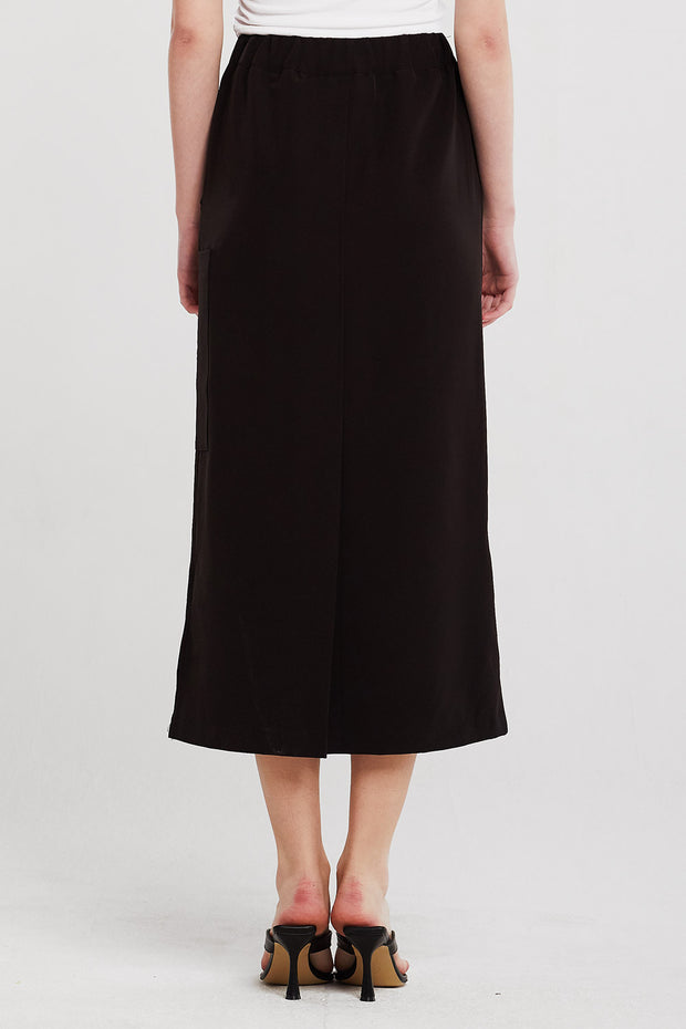 Brielle Midi Long Skirt