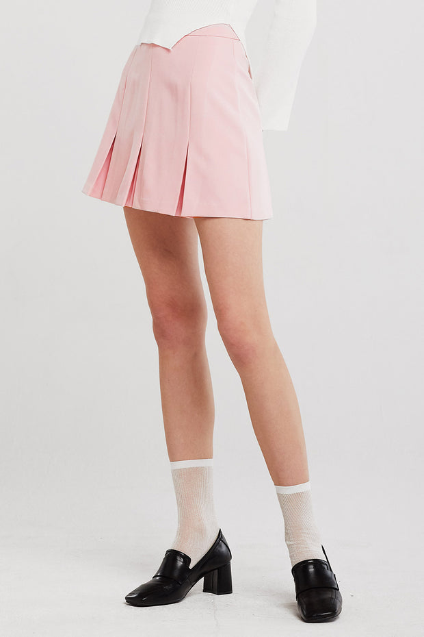storets.com Lydia Pleated Tennis Skirt