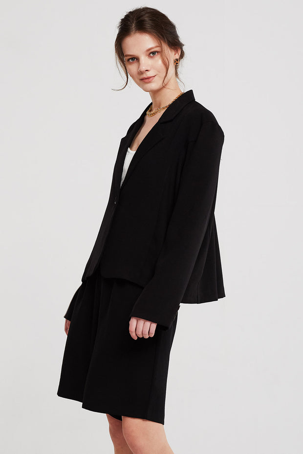 storets.com Allison Oversized Single Button Jacket