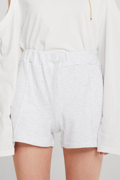 Isla Drawstring Sweat Shorts