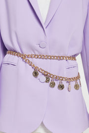 Coin Chain Belt by STORETS