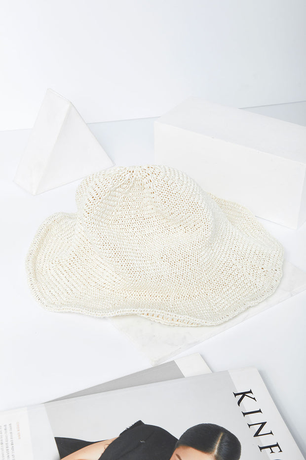 Floppy Brim Sun Hat