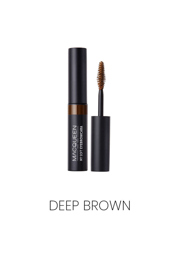 MACQUEEN Newyork My Soft Eyebrowcara