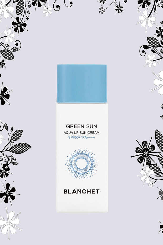 BLANCHET Green Sun Aqua Up Sun Cream SPF50+/PA++++