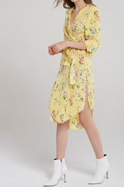 Sam Floral Dress Robe