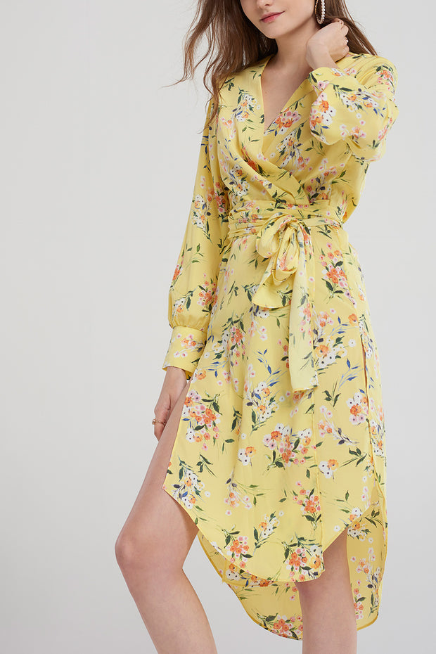 storets.com Sam Floral Dress Robe