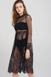 storets.com Lily Inner Lace Dress