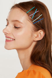 Multicolor Bobby Pin Set