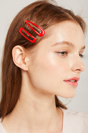 Sweet Hair Clip Set