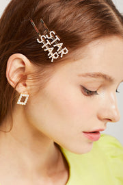 Say Star Bobby Pin Set by STORETS