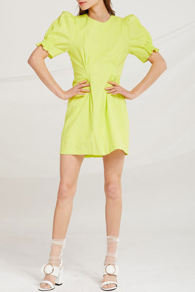 Marianna Puff Sleeve Dress by STORETS