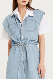 Ella Denim Jumpsuit