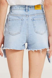 Andi Cut Off Denim Shorts