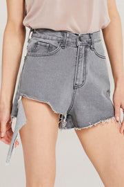 Cara Cut Off Denim Shorts by STORETS