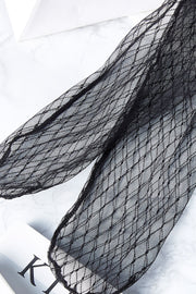 Sheer Mesh Fishnet Socks