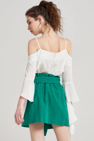 Irene Coldshoulder Top