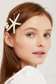 Kayla Starfish Bobby Pin by STORETS