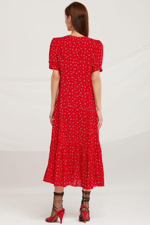 Harper Floral Long Dress