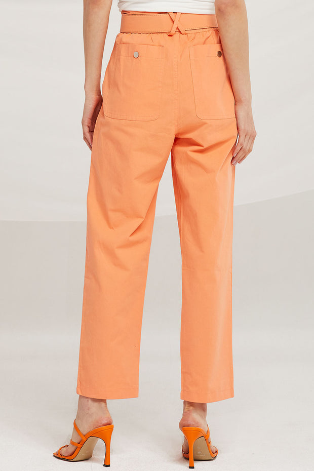Gianna Belted Slouchy Pants