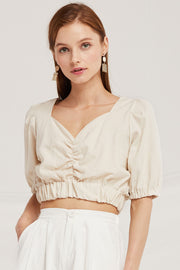 Maya Banded Crop Top