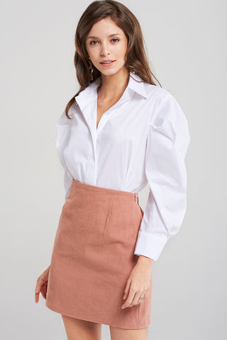 Hannah Crumple Blouse