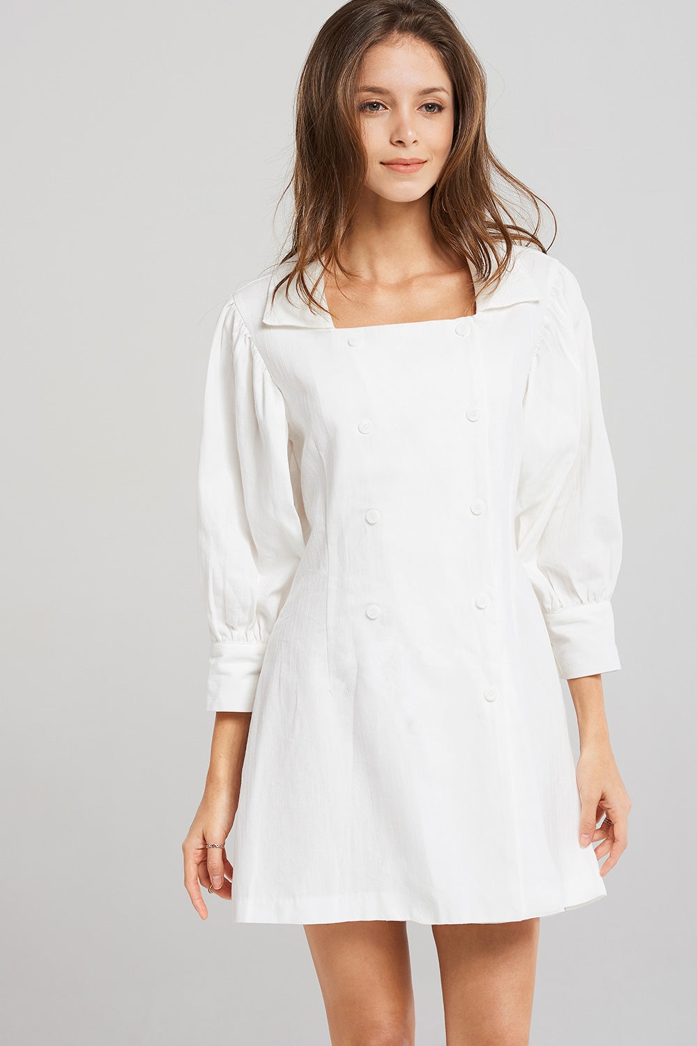 Jennifer Daily Shirt Dress