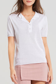 Indiana Sleek Button T-shirt