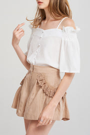 Talilah Frill Pocket Shorts