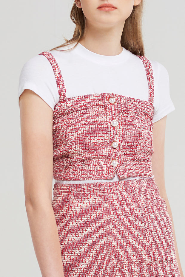 storets.com Ariel Tweed Top