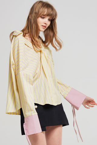 Harper Color Stripe Shirt