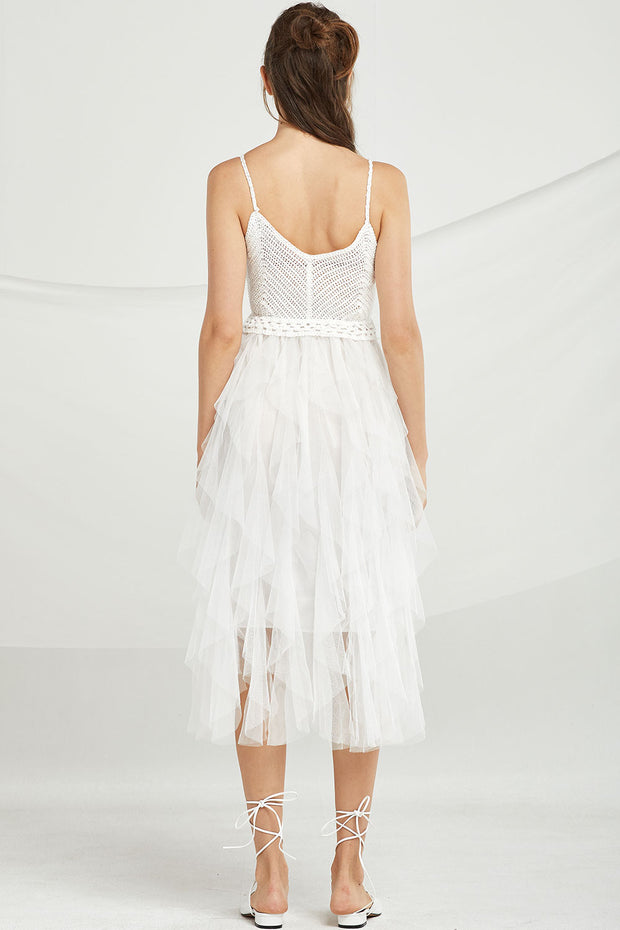 Lola Tiered Tulle Dress