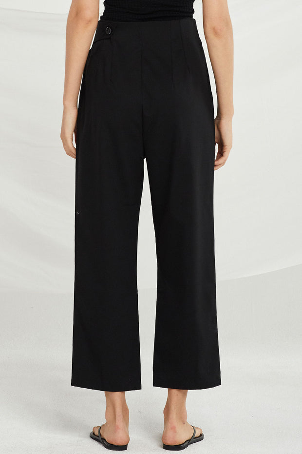 Brynlee Asymmetric High Waist Pants