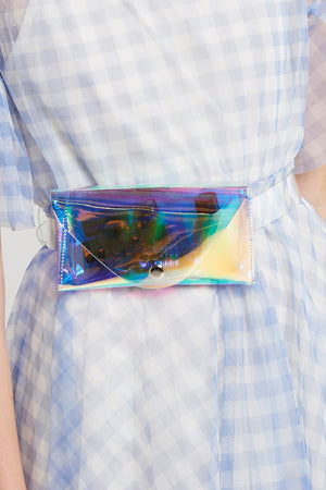 Pencil Envelope Belt Bag