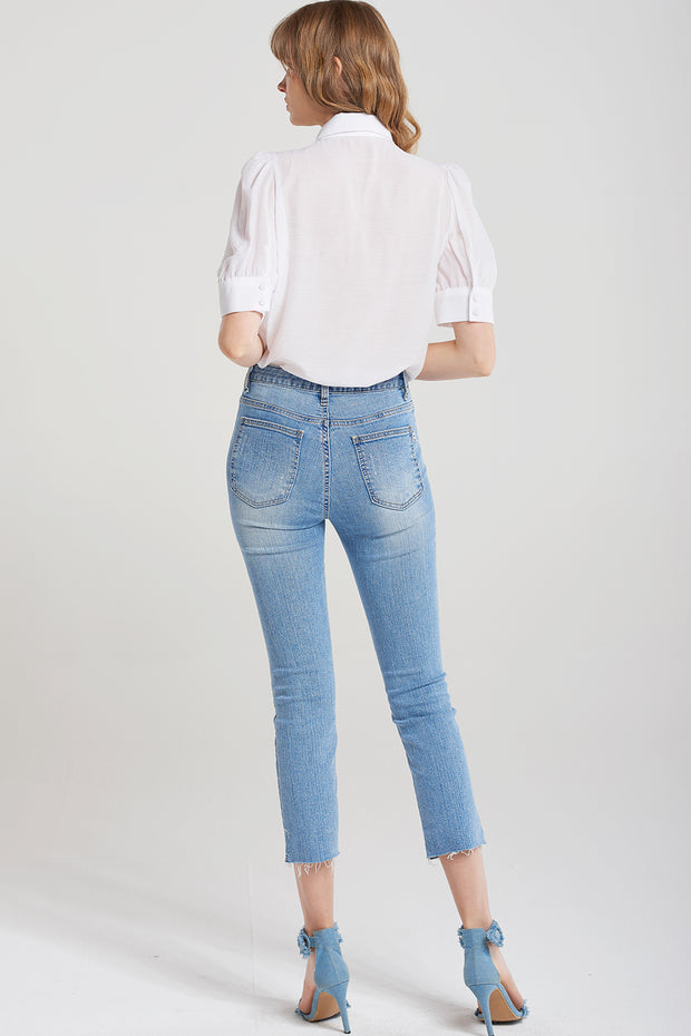 Ashleigh Light Denim Jeans
