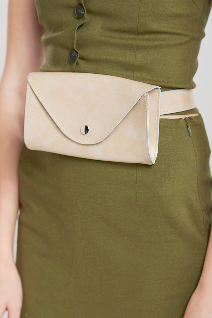 Layered Belt Bag