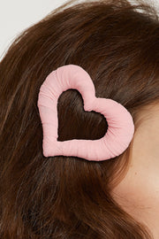 Bandage Heart Hair Pin by STORETS
