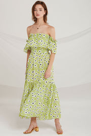 Frances Floral Maxi Dress by STORETS