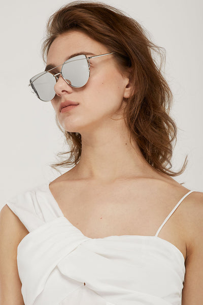 Cat-Eye Sunglasses by STORETS