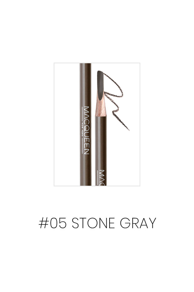storets.com MACQUEEN Newyork My Strong Eye Brow Pencil-Hard Powder