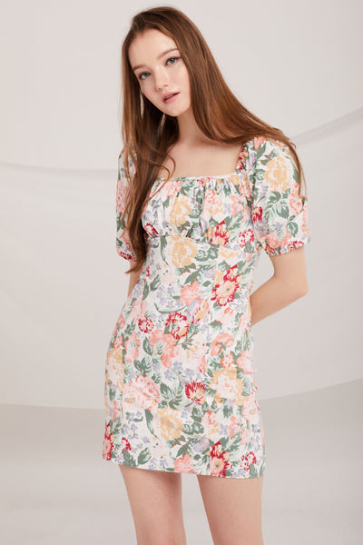 Mariam Flower Garden Dress