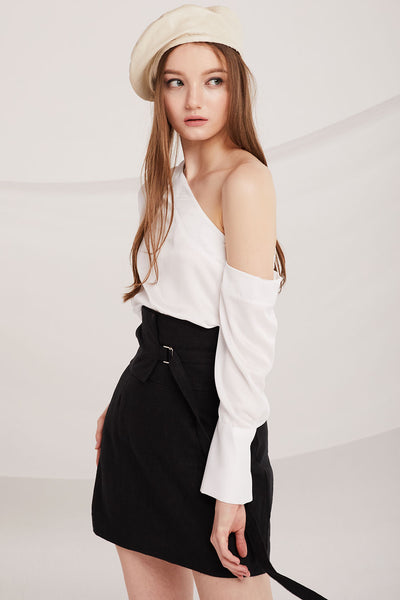 Kelly One Shoulder Blouse