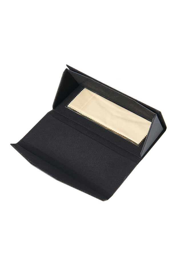 Triangle Fold-out Case-Black