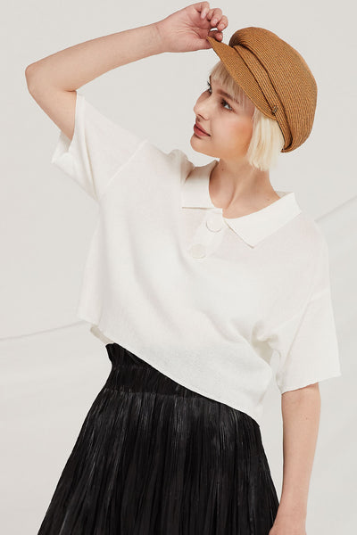Levi Sheer Knit Shirt