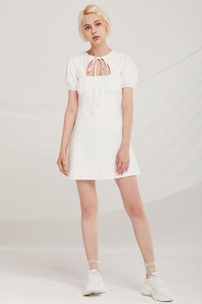Brianna Cutout Bust Dress