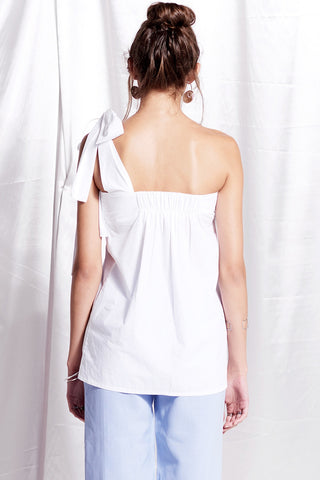 Dana Shoulder Bow Top