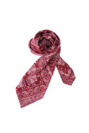 Paisely Skinny Scarf/Necktie